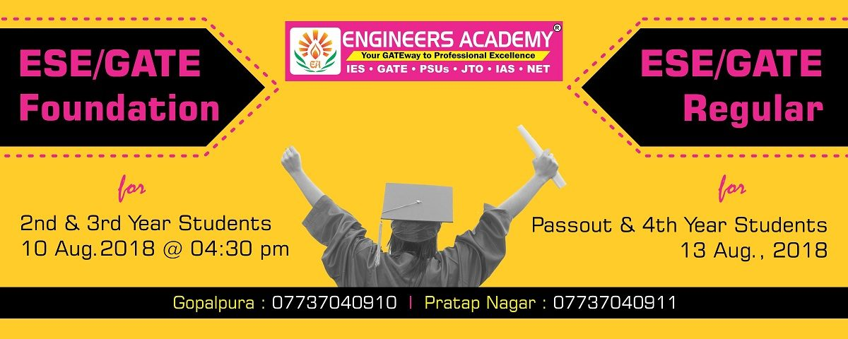 Best GATE Coaching in Jaipur