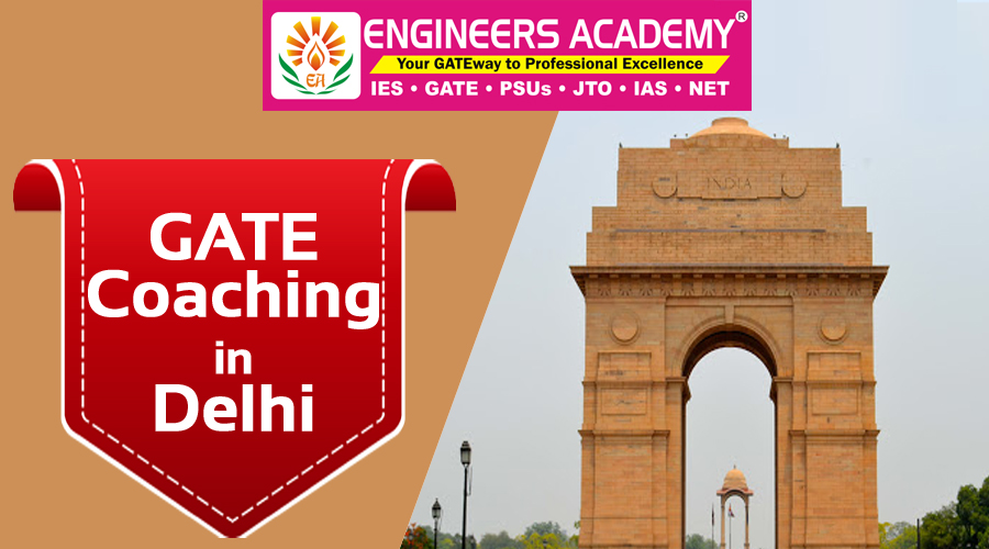 GATE Coaching in Delhi is the best available option for students to ensure their success in the examination