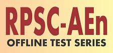 RPSC AEN Offline Test Series